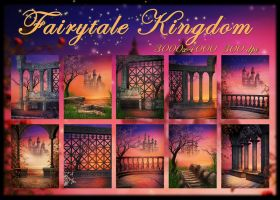 Fairytale Kingdom by KlaraKay