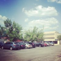 Indianapolis Parking Lot by SnapShot120