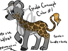 'Goala' Color Concept! by geckofan1