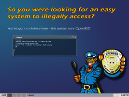 OpenBSD-3.7 by UnixPunx83