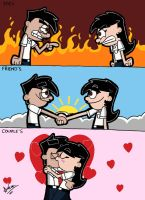 Foe's to Friends to Couples by BullPoopSniperRifle