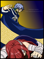FT Chapter 331 - Jellal saving Erza by SasaLovesManga