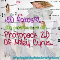 Miley Cyrus Photopack 2.0 by PaoBelieberBabe