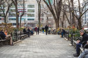 Union Square, In the Park by RyanMelendez93