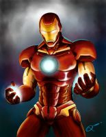 Iron Man by DAA-TRUTH
