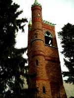 tower to watch the dead by cliford417