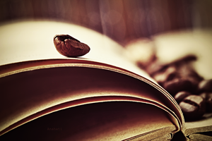 Coffee book by LarisaAnahati