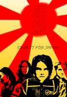 SING it for Japan by BoltsGirl