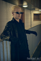 Albert Wesker Resident Evil: It's in your interest by ManticoreEX