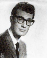 Buddy Holly Photo Mosaic by whendt