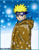 Naruto: Clash in the Snow by HatakeMirukon