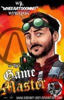 Wil Wheaton's custom Borderlands Class by Radiant-Grey