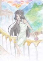 aquarell.maedchen by hyouto