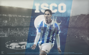 Francisco Roman Alarcon Suarez Isco by suicidemassacre16