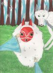 I will finish what you started...(Ghibli version) by Shinto-Cetra