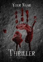 Thriller Book Cover by Corvinerium