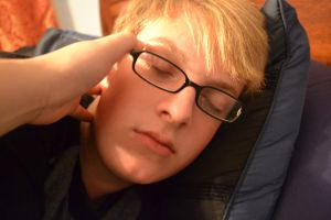 Sleeping Sweden- APH by deathnote168