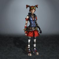 Borderlands 2 Gaige by ArmachamCorp