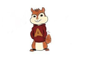 Alvin Color (Practice/Test) by FictionalMind