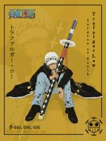 Trafalgar Law by WendyLine