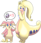 Pregnant Goopy by LudiculousPegasus
