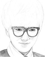 Yesung (Super Junior) by apdrea