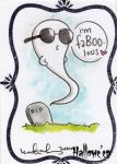 Hallowe'en Sketch Card - Katie Cook 3 by Pernastudios