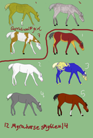Design Prizes-Garras and Myra by patchesofheaven74
