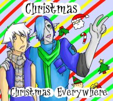 HM: Christmas. Christmas Everywhere~ by Rndom-Obsessions