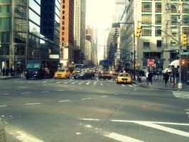 New York city by ele93