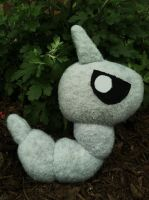 Onix Pokedoll by Revilynn