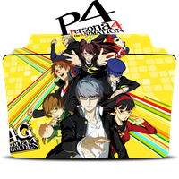 Persona 4 The Animation by wilmer29