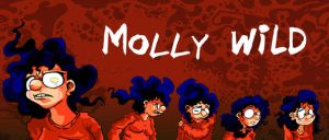 Molly WILD - Expressions by skull-boy666