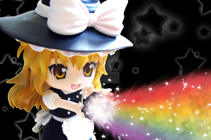 Marisa Nendoroid- MASTER SPARK by Charlotte-Chan