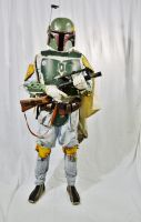 Boba Fett Star Wars Cosplay by Studio5Graphics