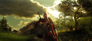 Dante - Devil May Cry by tWpOsSo