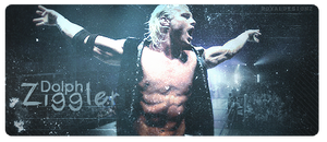 Dolph Ziggler Banner by MisterShifty