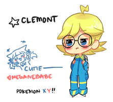 MORE Clemont by 0takunek0