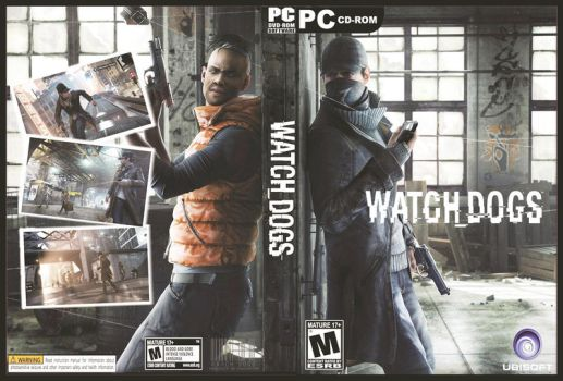 Watchdogs cover by payam1992