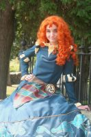 Princess of the Highlands by AnnieChie