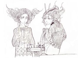 Magic Chess by Nimuell