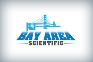 Bay Area Scientific Logo by Logoonlinepros.com by logoonlinepros