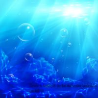 Underwater Seascape by cow41087