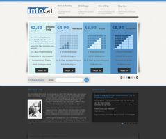 info.at domainhosting redesign by XtraxX