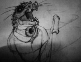 Creature Concept 5 by lord666belial