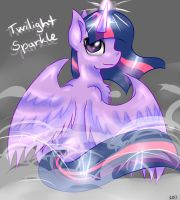 Twilight the new princess by Siinys