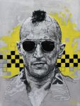 Travis Bickle - Taxi Driver by STiX2000