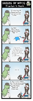 N can talk to Pokemon... by Neeja