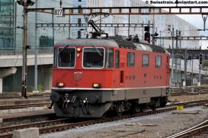 SBB Re 4-4 II 11145 by SwissTrain