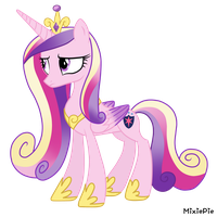 Princess Cadence What My Cutie Mark Is Telling Me by MixiePie